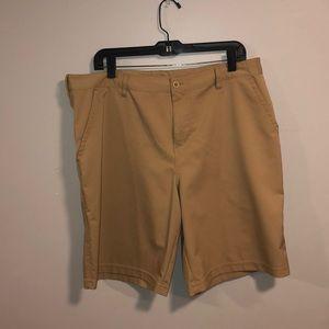 Light Weight Khaki Shorts